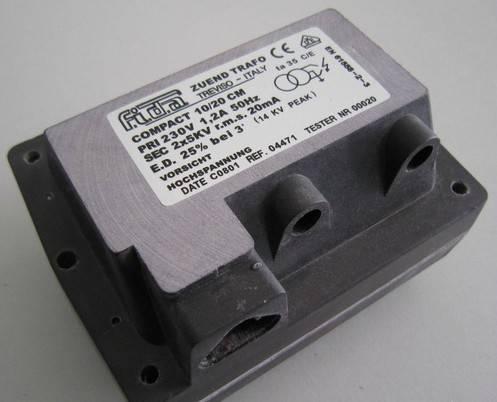 8/20 PM ,10/20 CM,fida Ignition Transformer, fida Ignitor