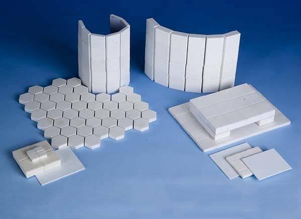 anti-abrasi keramik alumina Lapisan keramik alumina