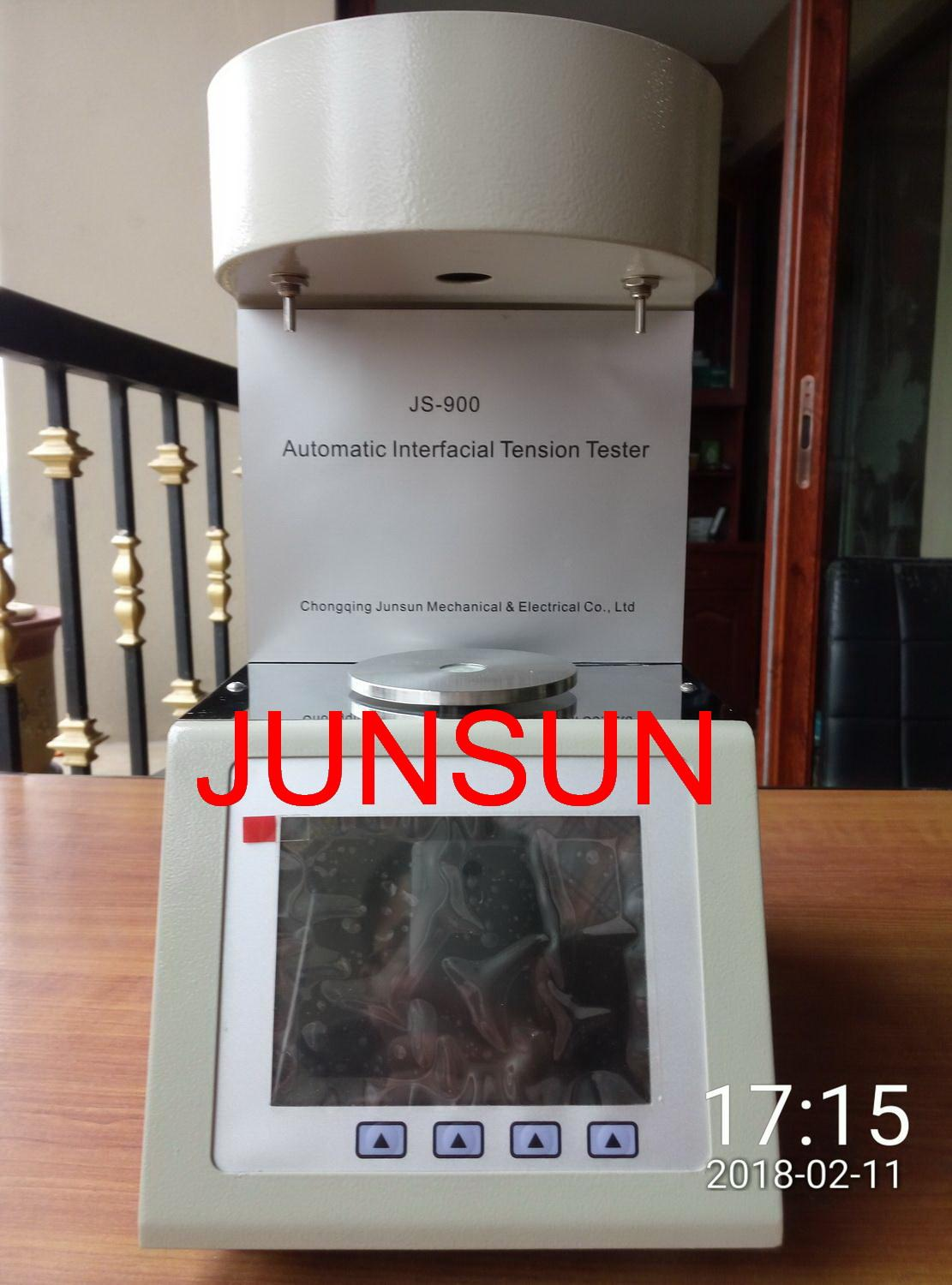 ASTM D971 Automatic Interfacial Tension Tester Of Transformer Oil, Oil Surface Tension Testing Unit
