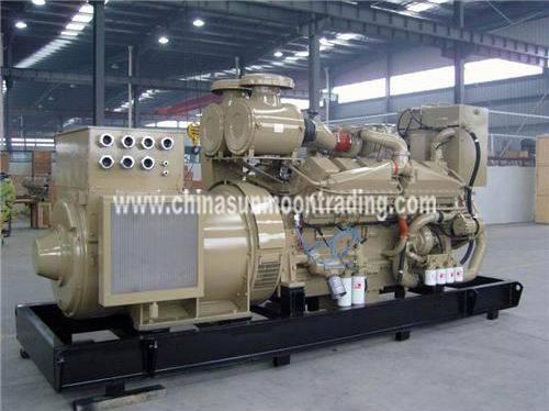 900kw Cummins Marine Auxiliary Diesel Generator Set