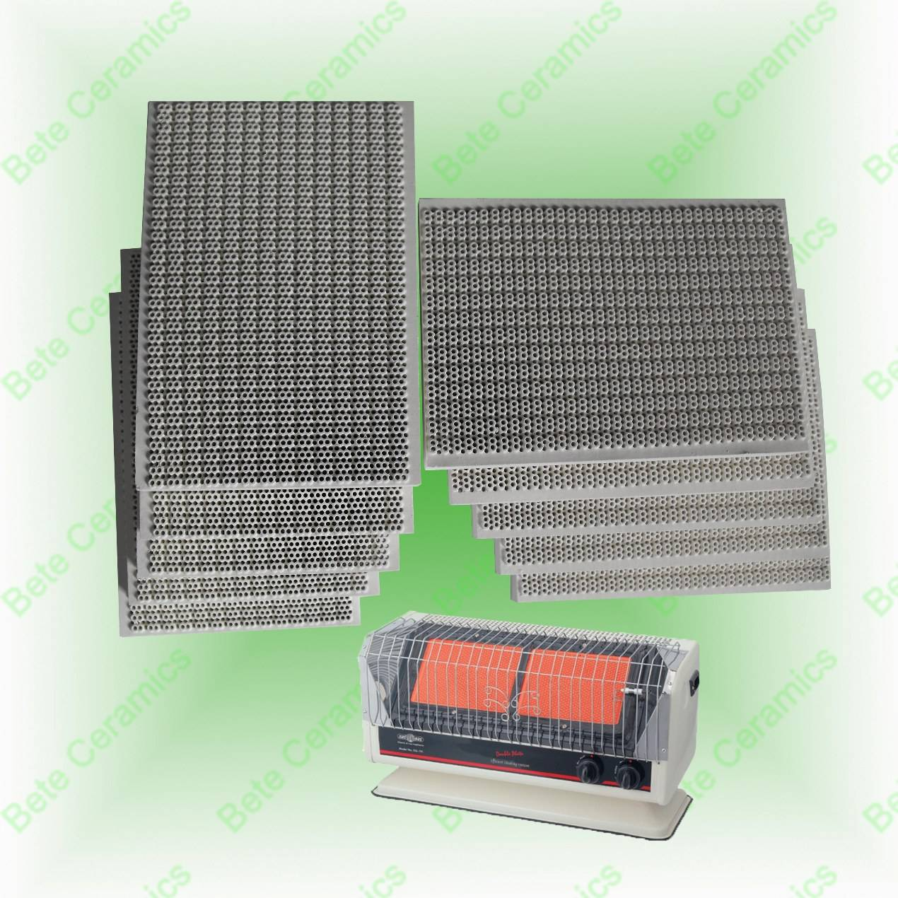 Infrared Ceramic Plate for Gas Heater
