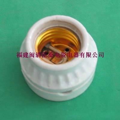 E27-501 Porcelain lampholder