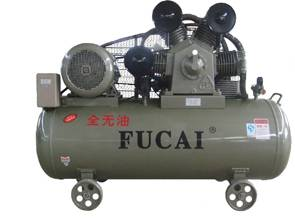 Oilfree 22kw /30 HP 174 Psi Piston Air Compressor