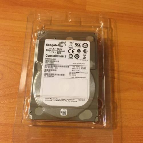 Seagate ST91000640SS 2.5 1TB SAS 6Gb/s 7.2K RPM 64M HDD