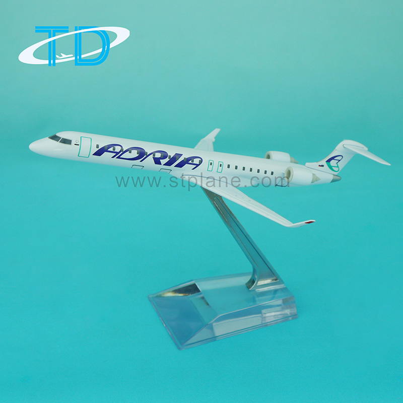 CRJ-900 Metal civil aircraft model for gift