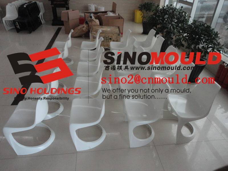 china plastic furniture molds