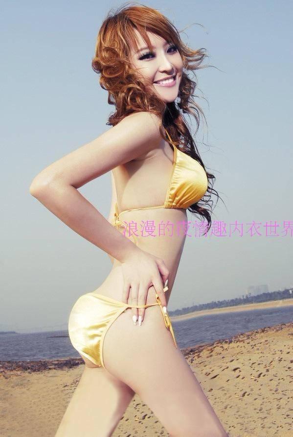 Sexy Halter Bikini Swimwear & Swimsuit Beach lingerie