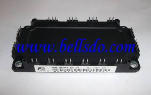 Fuji 6MBI100U4B-120-01 igbt module
