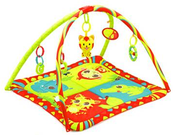 funny baby play mat