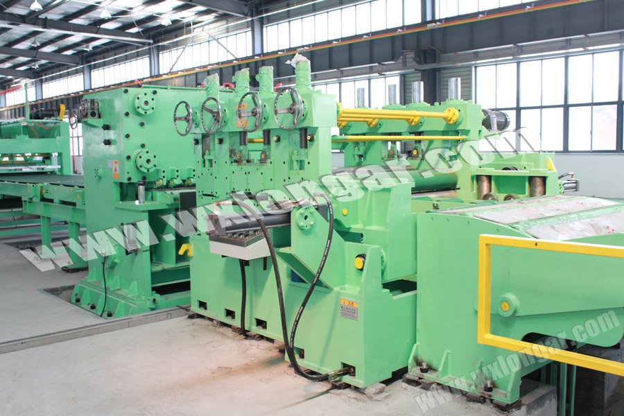 Stainless Steel Cut-To-Length /Blanking Lines