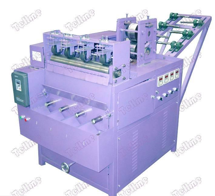 Sell spiral scourer making machine