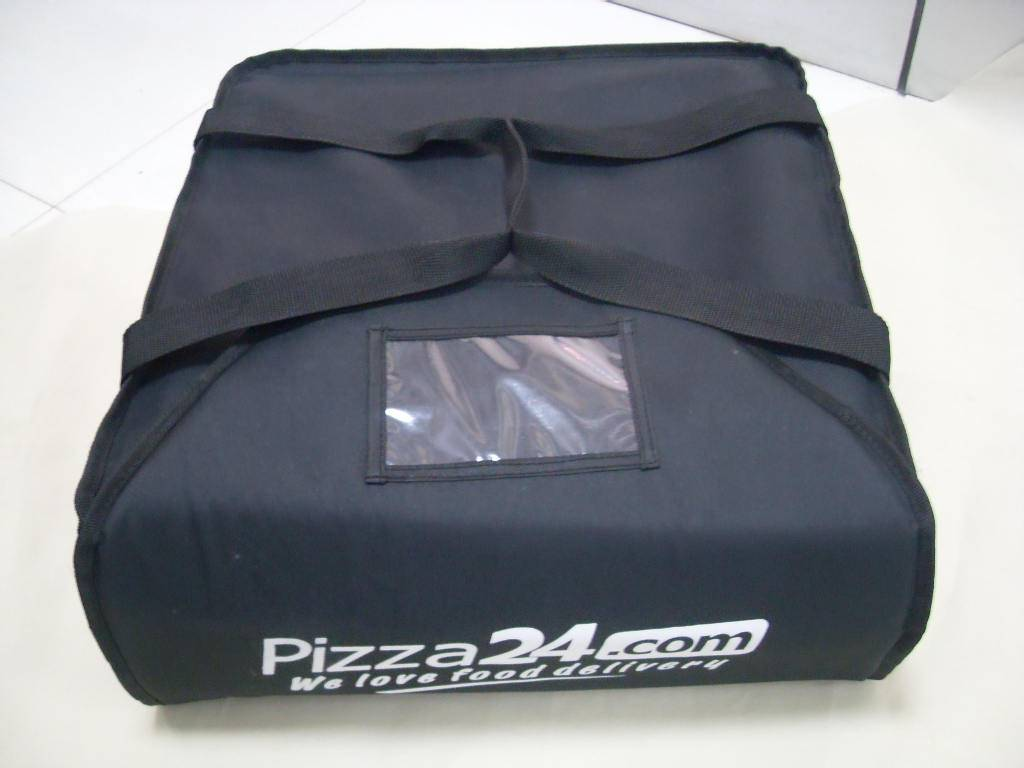 2014 New style Insulated Pizza Bags/pizza delivery bag
