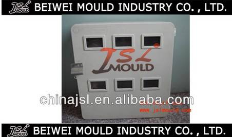Customized SMC electric meter box compression mould