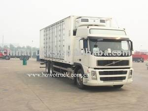 Refrigerated Truck (Modified Truck)