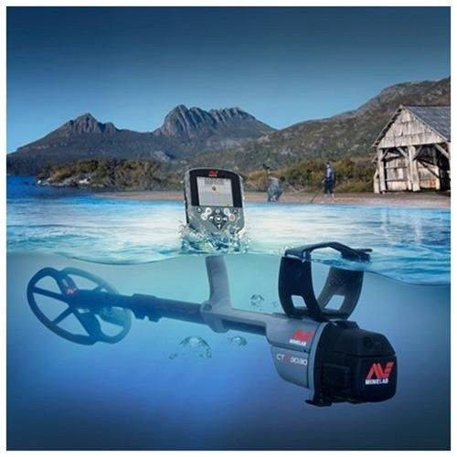 MINELAB CTX 3030 WATERPROOF METAL DETECTOR