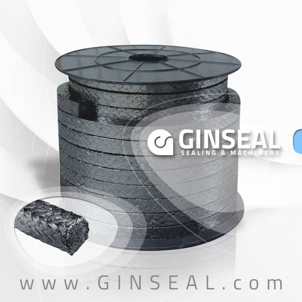 flexible graphite gland packing