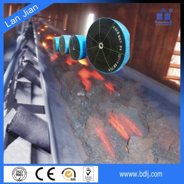 Wear Resistant Heavy Duty Cement Coal Mine Conveyor Belt