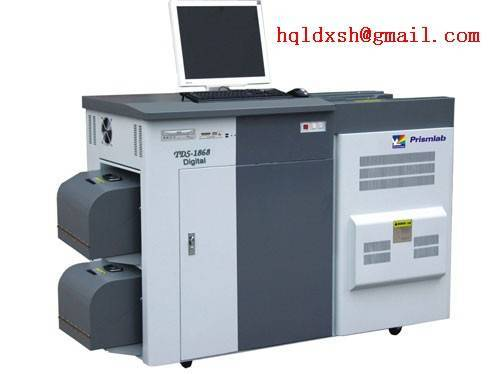 Minilab color lab machine TDS-1868 12 by 18 inch ( 305 by 457 mm)