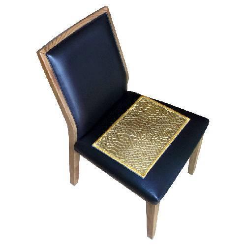 Korean Amethyst stone coated Sitting Cushion.