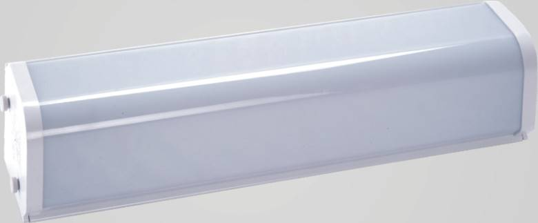 Fluorescent Corner Light