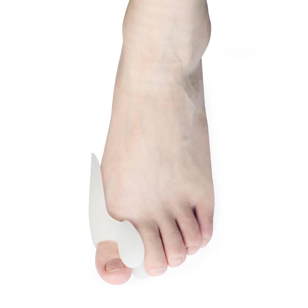 Hallux valgus toe protector ,Silicone bunion protector