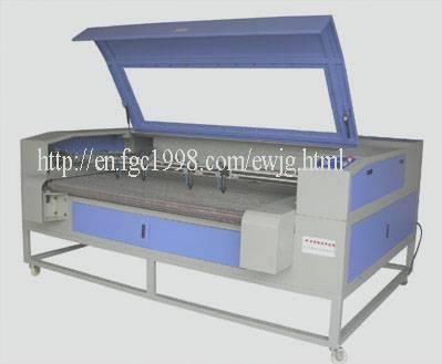 AW-100180BFJ Four-Head Movable Laser Cutting Machine