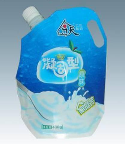 Liquid Pouch / Spout Pouch / Beverage Pouch