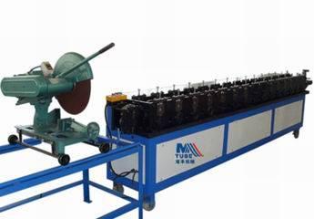 TDC-Flange Forming Machine