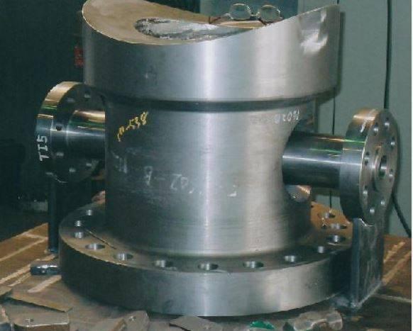 Nozzle Welded Overlay - Overlay Welding