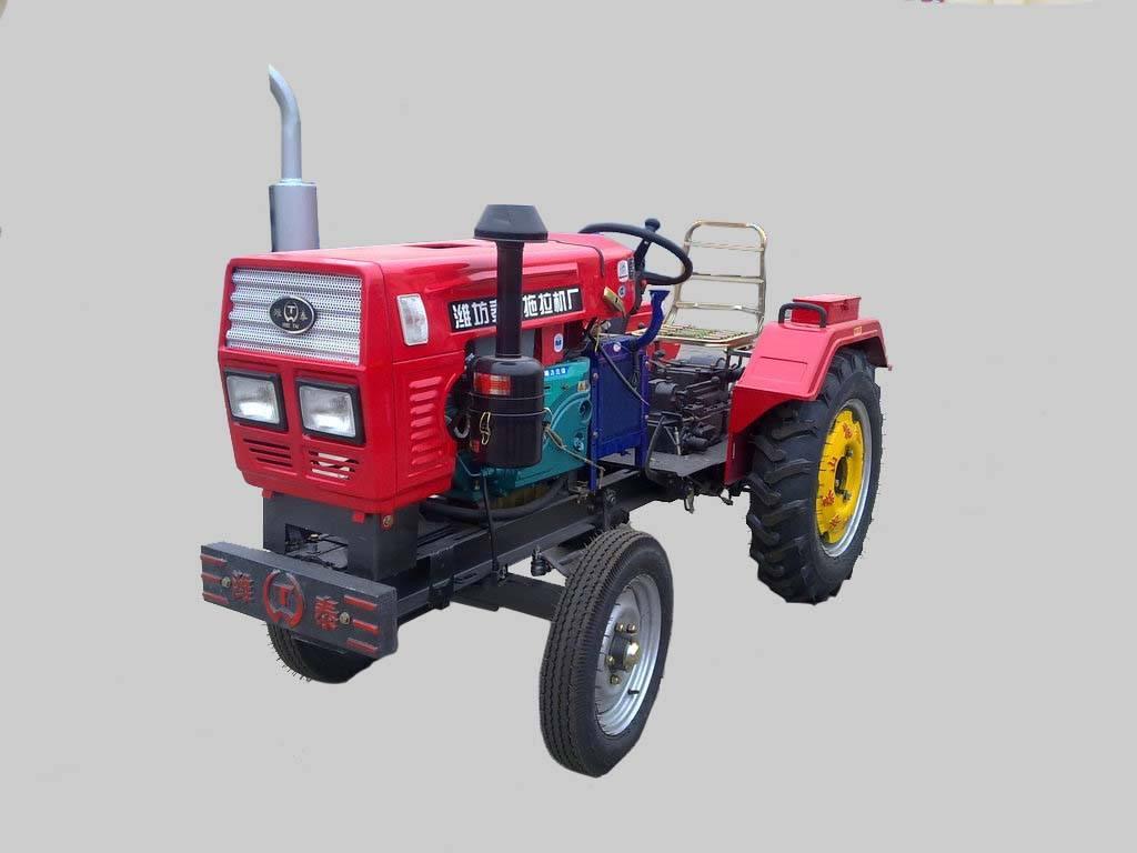 28HP 4x2 2WD Farm Tractor Model TS280