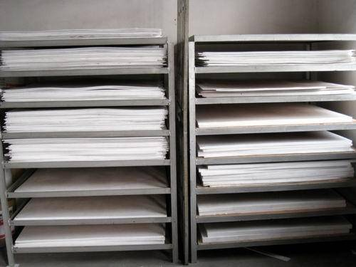 Molded Pure PTFE Sheet