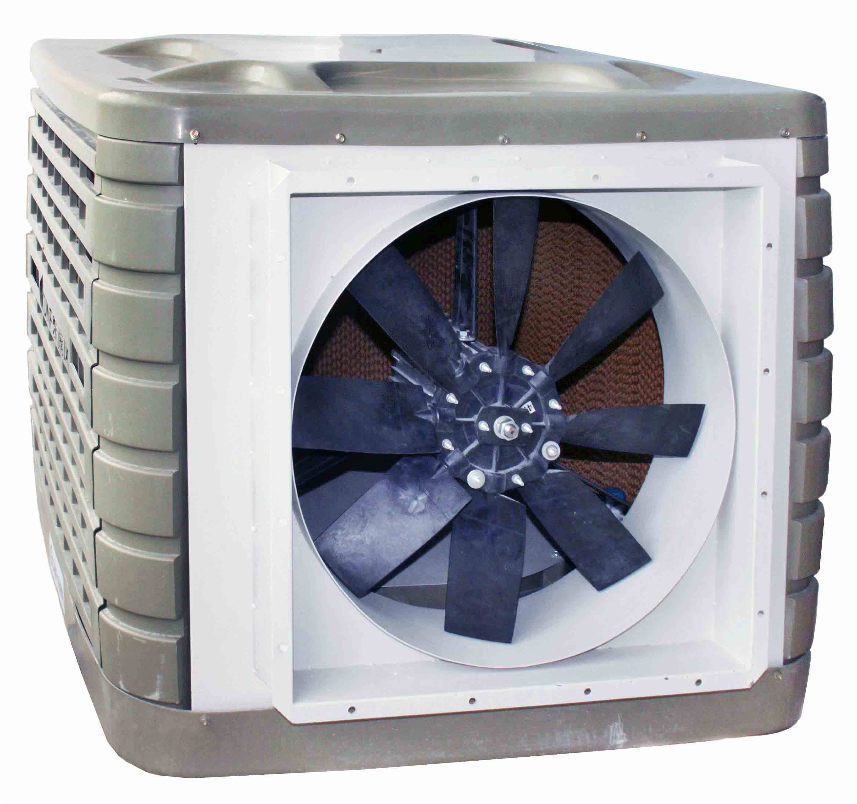 DNF branded evaporative air cooler model TY-DNF