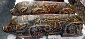 ancient jade antique rerproduction imitation curios