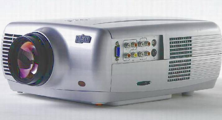 Sell Cinema LCD Projector E8/E8TV