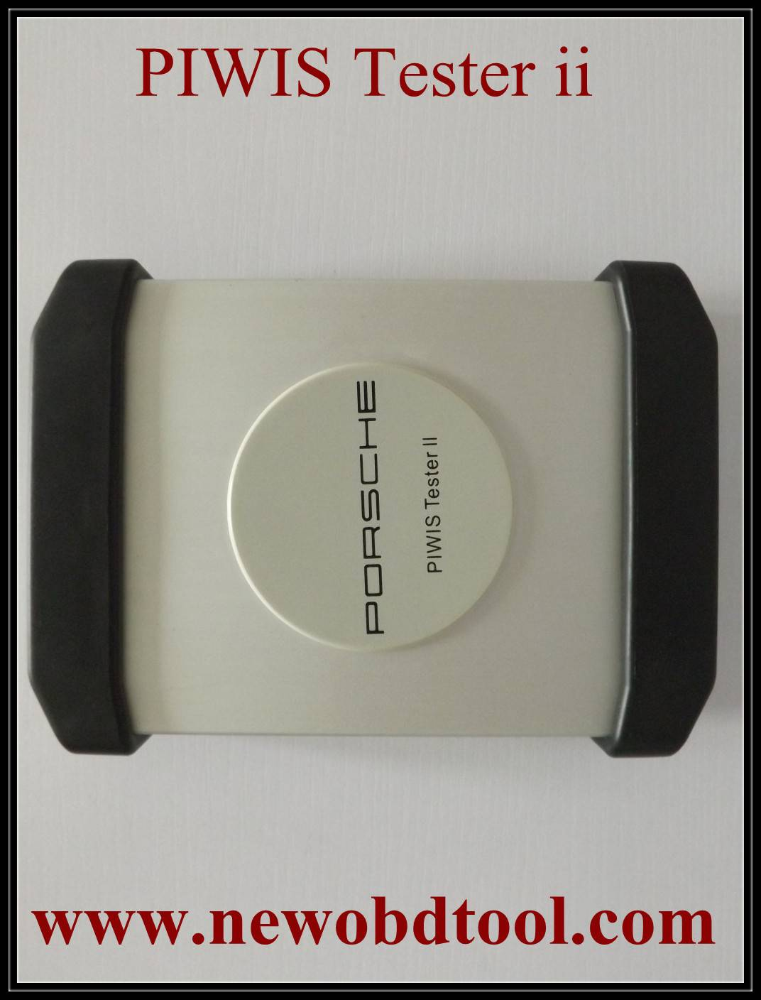 PIWIS Tester II Latest Design for Porsche Cars from newobdtool