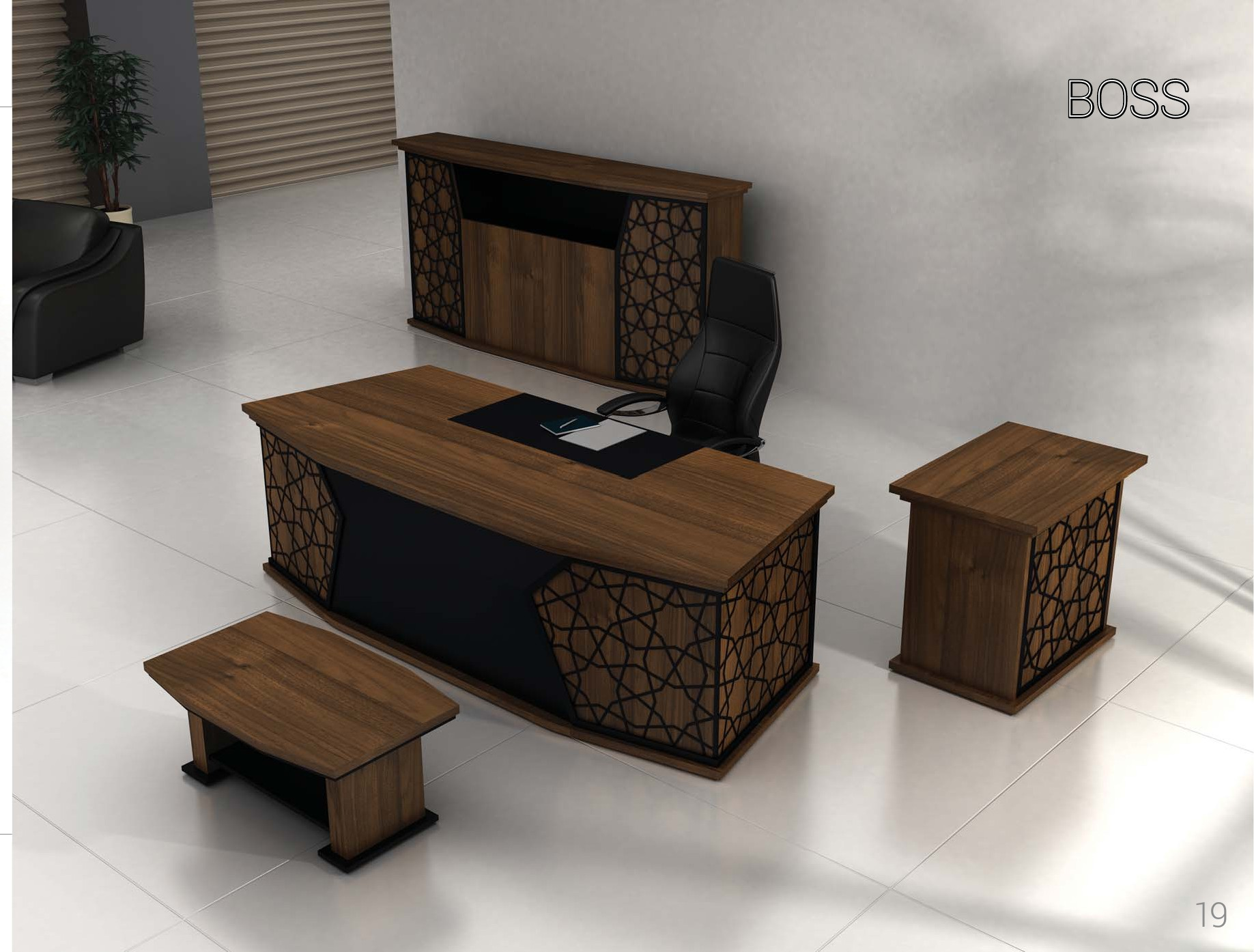 Best Elegant Executive And Office Commercial Furniture Designed