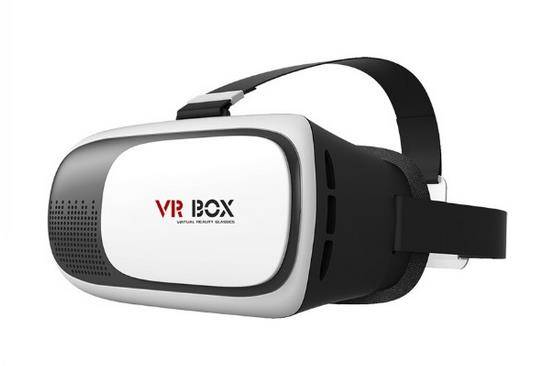 2016 New Design Products 2nd Generation VR Box 3D Glasses For Mobile Phone