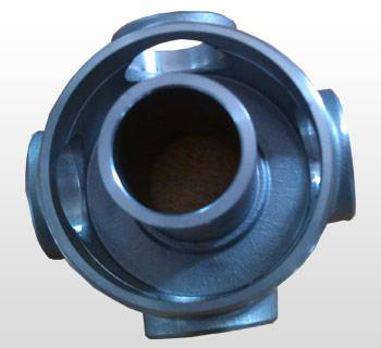 Stainless steel valve parts CNC machinery part in china factory