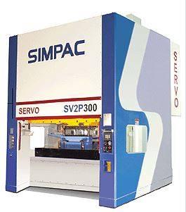 SIMPAC servo press