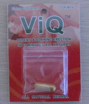 ViQ sexual enhancer and private label