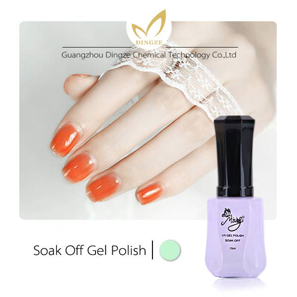 uv led china one step color gel nail polish