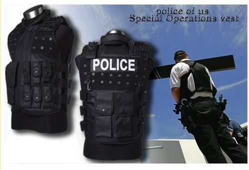 hot sale police vest