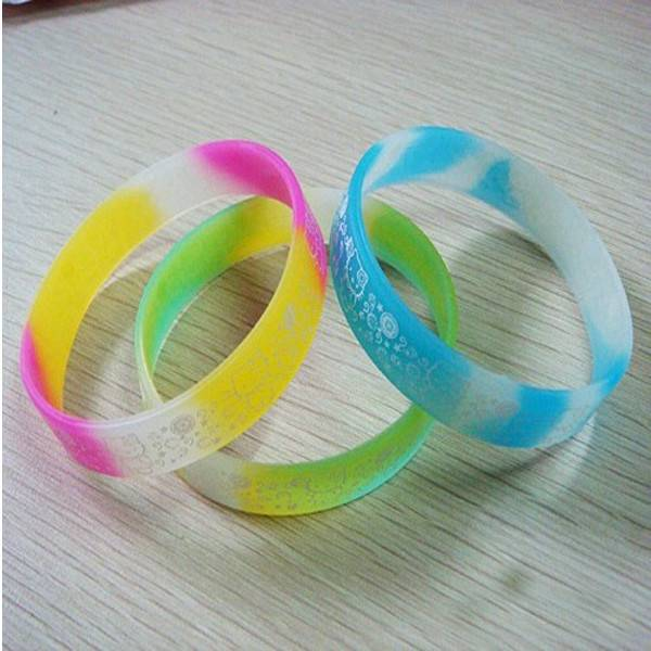 Colorful night expel mosquitoes bracelets