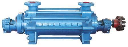 Close coupled end-suction pump