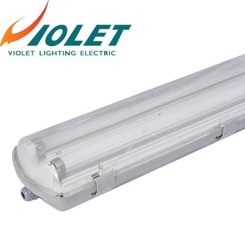 T8G waterproof lighting fixtures 1X18W,2X18W,1X36W,2X36W,1X58W,2X58W