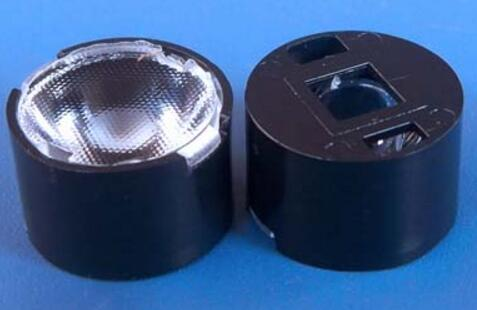 15degree Diameter 10mm LED lens for CREE XTE|XPE|XBD,OSRAM,Seoul Z5P,Luxeon T LEDs(HX-10-15L)