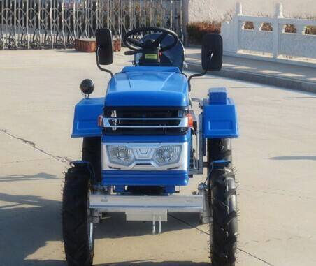 2015 hot sale zubr mini tractor