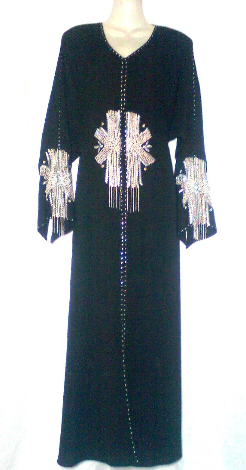 abaya jilbab caftan