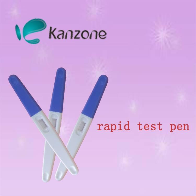 hot selling hcg pregnancy test kit