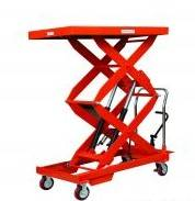 Sell Double Scissor Doule Cylinder Lift Table